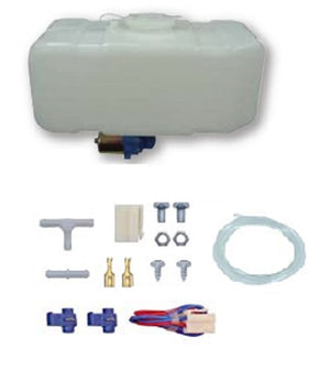 Windscreen Washer Bottle & Motor Kit 12v Holden HD-HZ 65-79 Torana LC-LX 1.7ltr