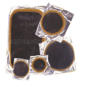 Tyre Inner Tube Repair Patch 15 Pce Assorted Sizes Bike Car Tractor Dr Air TG26A