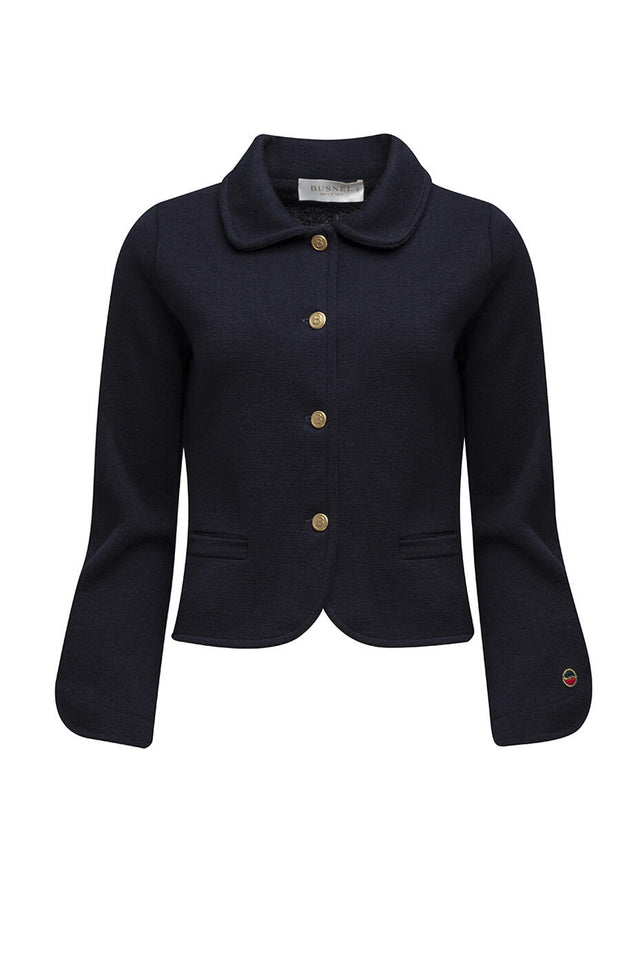 Navy Ashley jacket