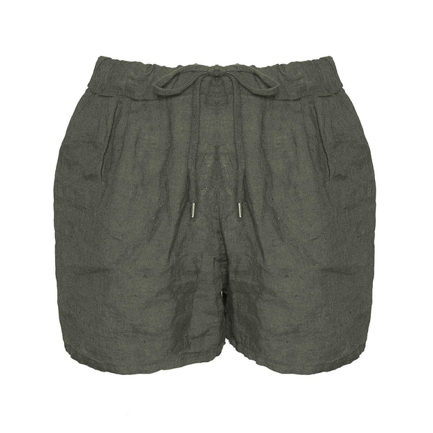 Army 17691 Shorts Linen