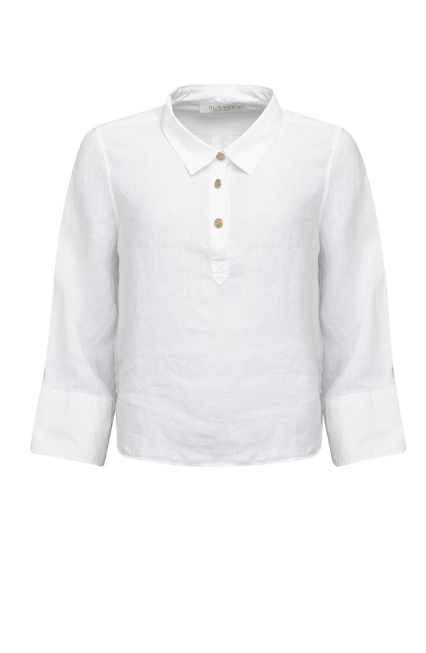 Hvit Manelle shirt