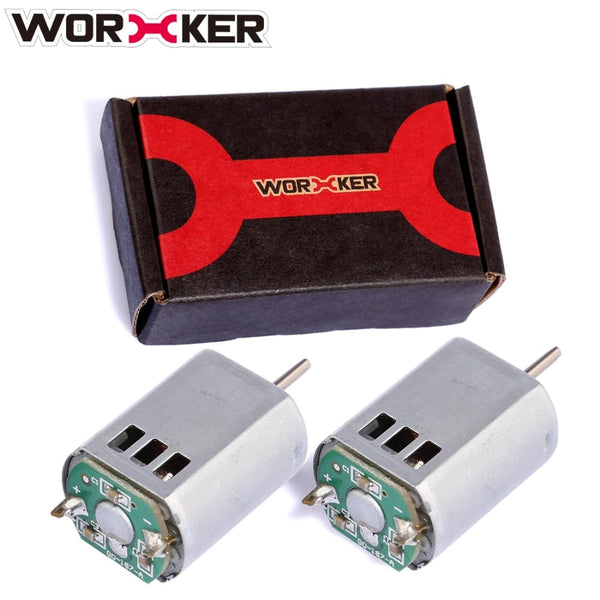 Worker 180 Self-Spanned Motors