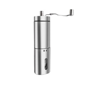 Manual Coffee Mill Portable Grinder Adjustable Ceramic Coffee Bean Mill Stainless Steel Kitchen Tools