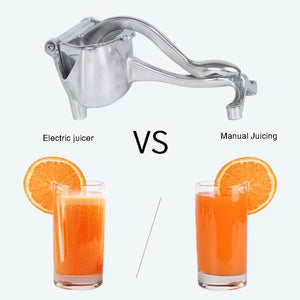 Fast Handle Manual Juicer Extractor Kitchen Tool Mini Multifunction Orange Lemon Squeezers Home Lemon Clip Squeeze Juice