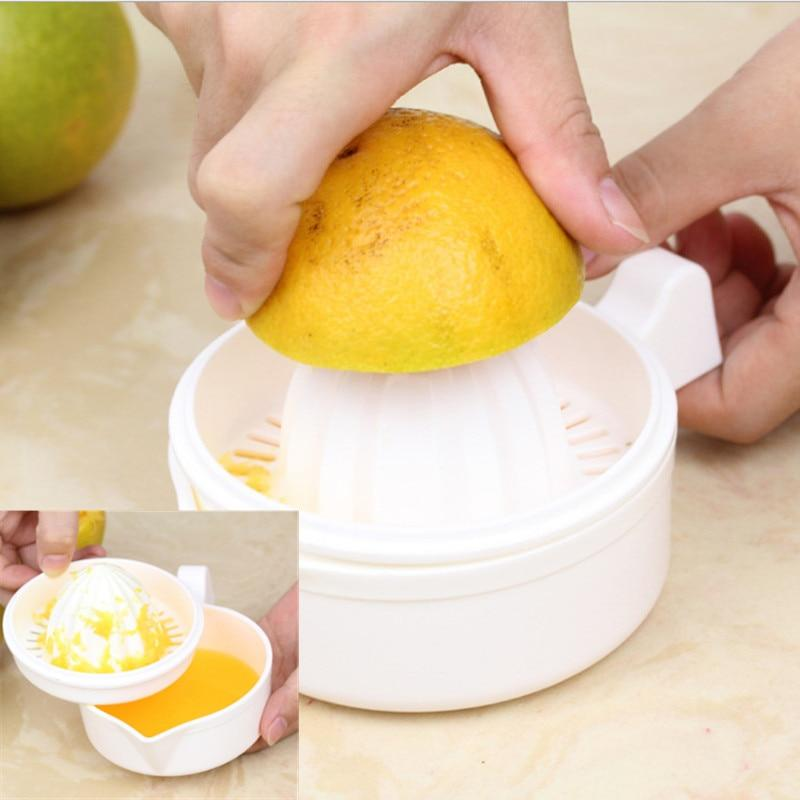 Stainless Steel Citrus Fruits Squeezer Orange Hand Manual Juicer Kitchen Tools Lemon Juicer Orange Queezer Juice Fruit Pressing