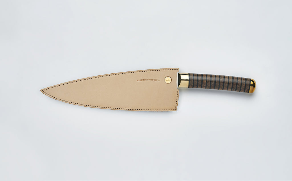 F3 LEATHER BLADE GUARD