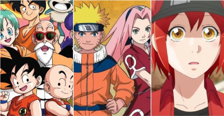 15 Anime To Watch If You Love Naruto