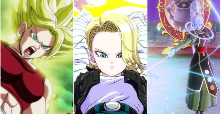 The 10 Strongest Women In Dragon Ball, Ranked