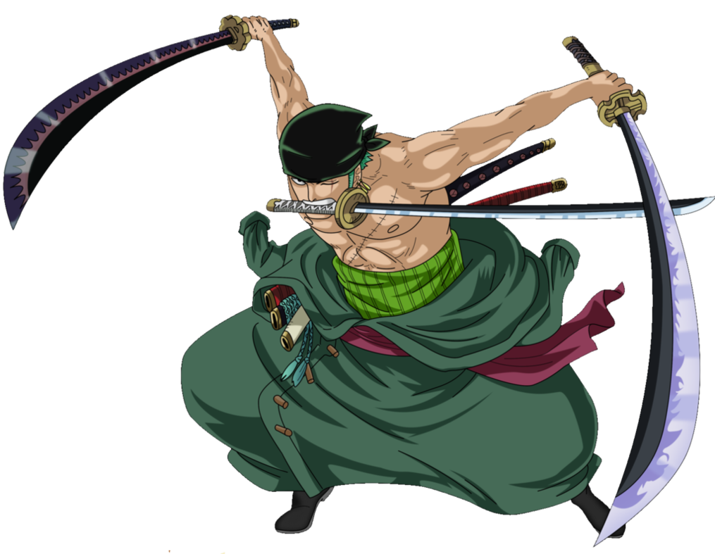 All Named Swords Of Roronoa Zoro, Ranked By Strength in One Piece