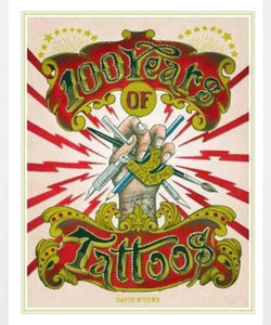 100 Years of Tattoos by David McComb.
