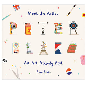 Meet the Artist: Peter Blake by Rose Blake.