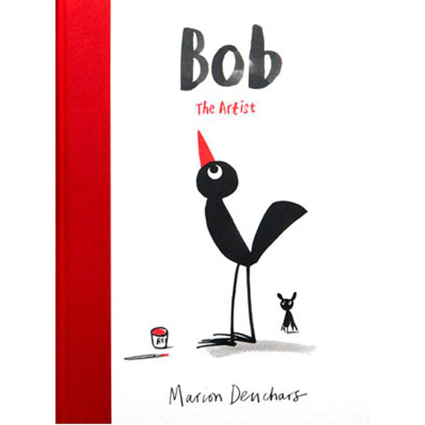 Bob the Artist by Marion Deuchars.