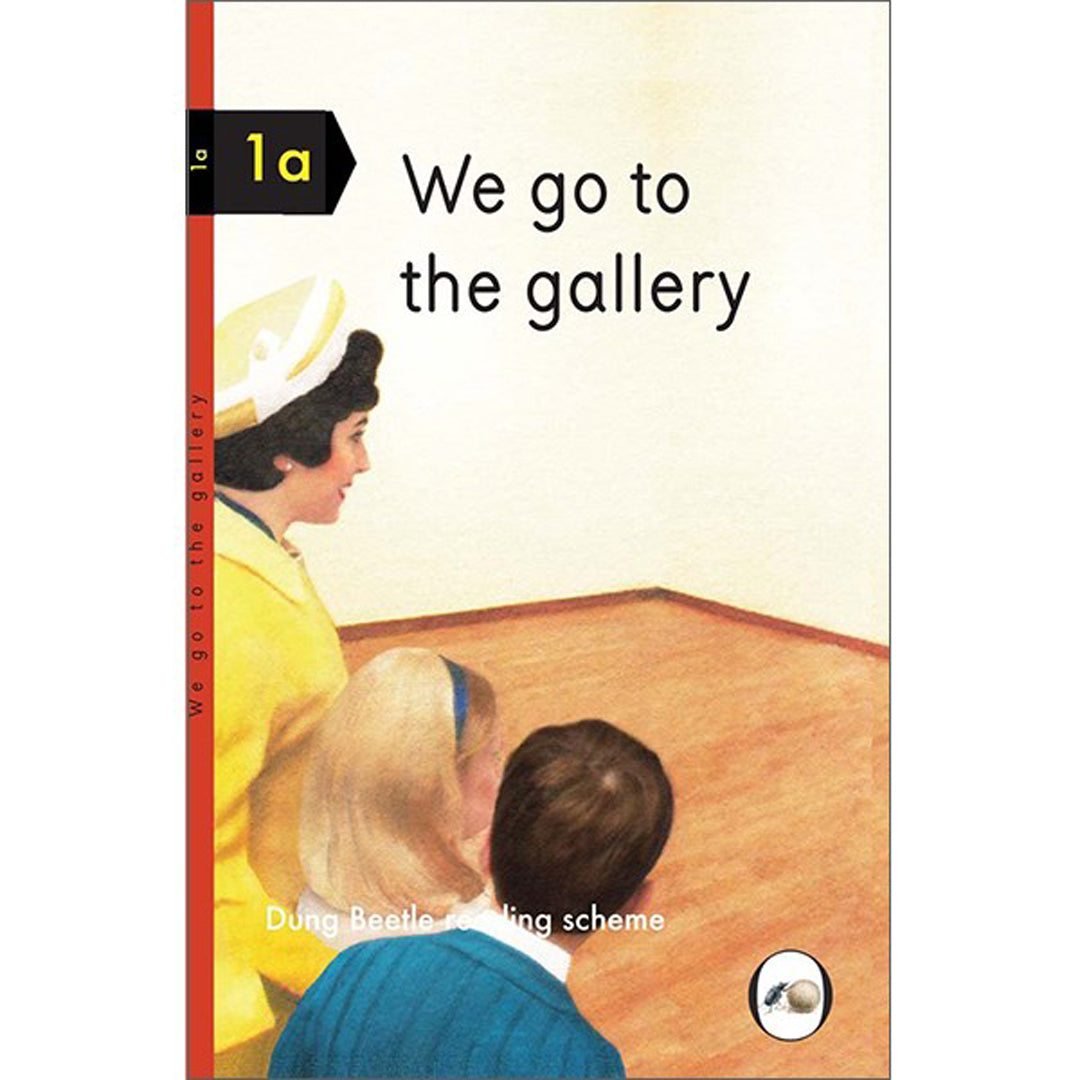 We Go To The Gallery by Miriam Elia.