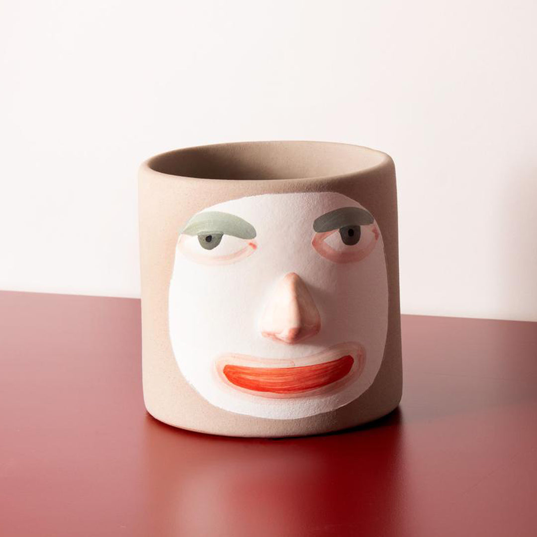 Group Partner, Adam Ceramic Pot.