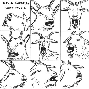 David Shrigley, Goat Music by Deste Foundation.