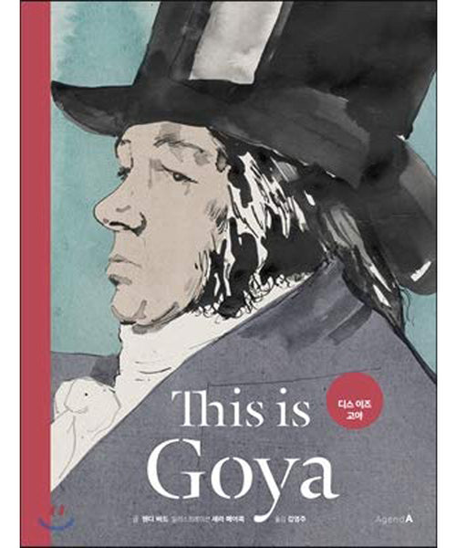 This is Goya by Wendy Bird.