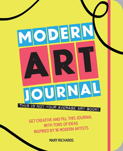 The Modern Art Journal by Mary Richards.