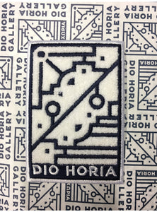 Logo Patch by Dio Horia Gallery.