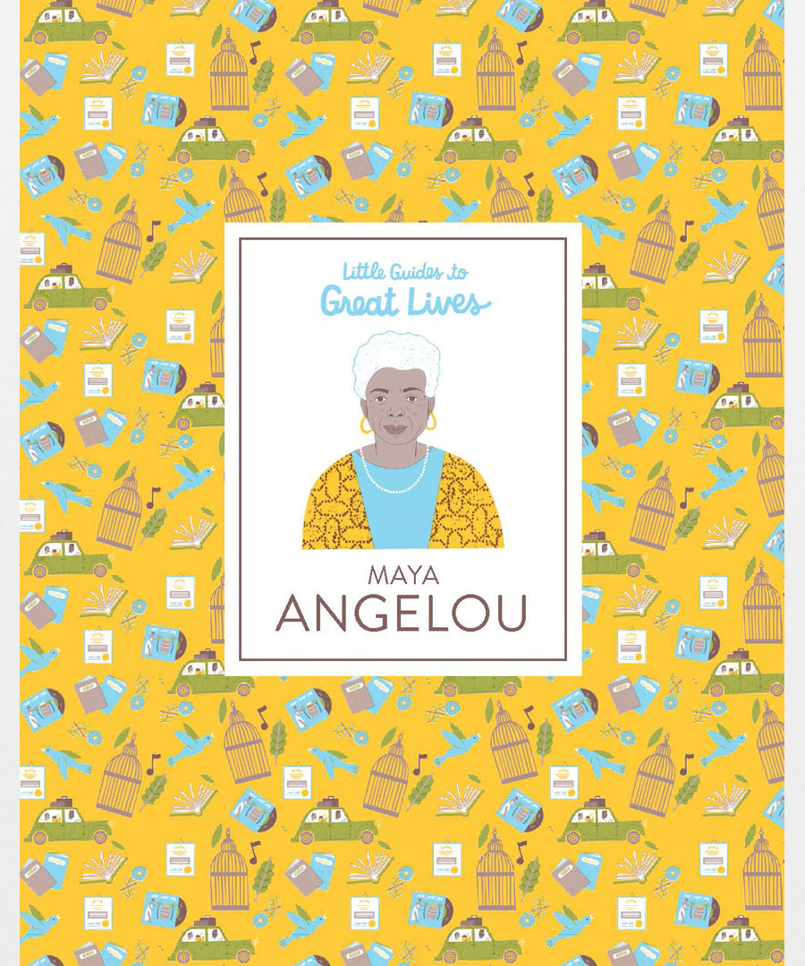 Little Guides to Great Lives: Maya Angelou by Danielle Jawando.