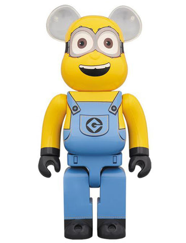 MEDICOM TOY, BE@RBRICK DAVE 1000% (Despicable Me 3).