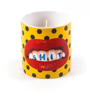 TOILETPAPER, Shit Candle.