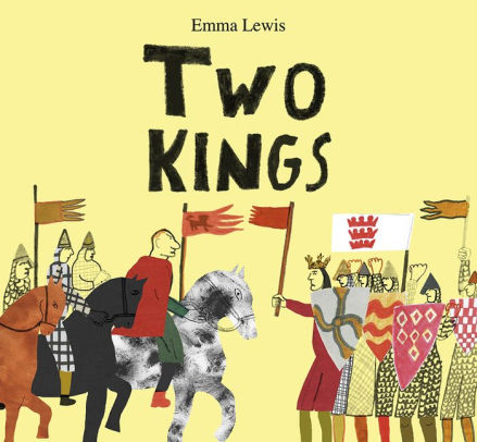 Two Kings by Emma Lewis.