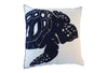 Sealife Emboidered Canvas Cushions - Set of 3