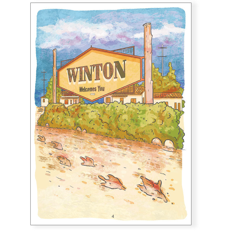 Greetings from Winton