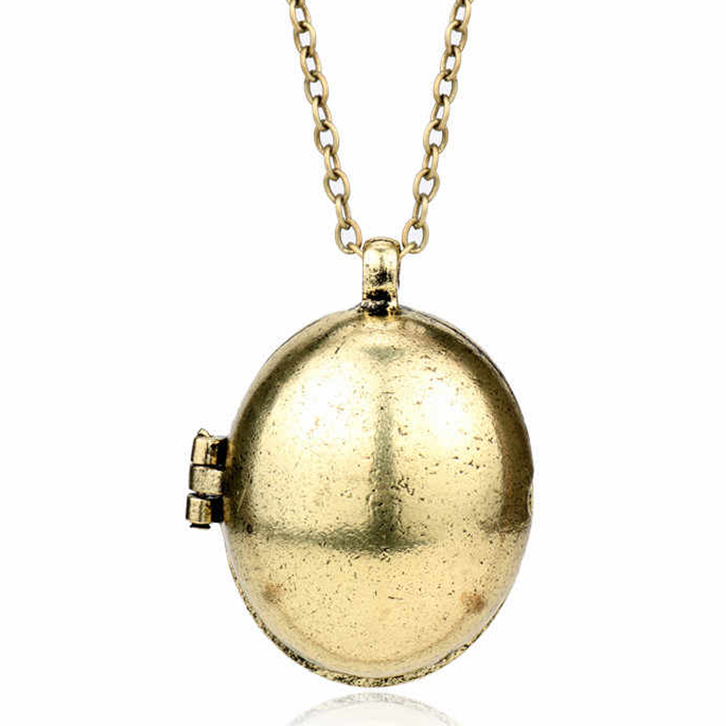 Dinosaur egg necklace