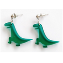 Theropod earrings