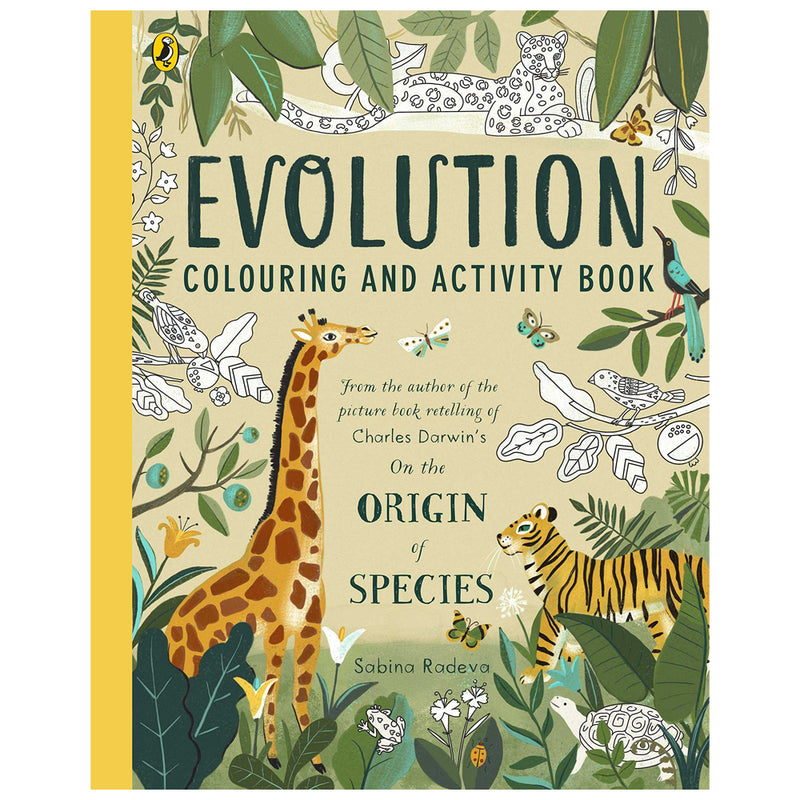 On the Origin of Species Activity Book