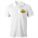 Home of Australian dinosaurs polo shirt