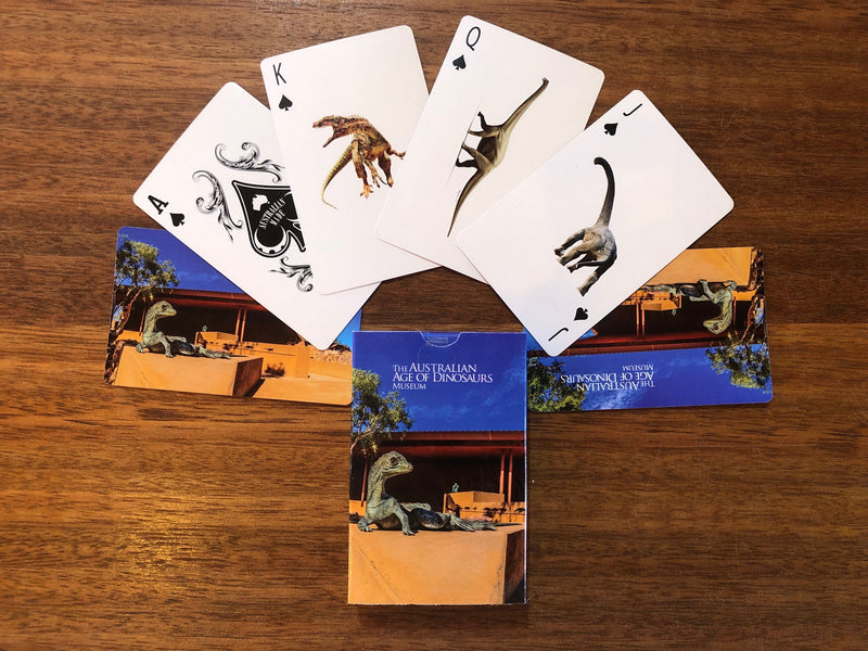 Guardian of the Bridge playing cards
