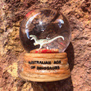 """Australovenator"" snow globe"