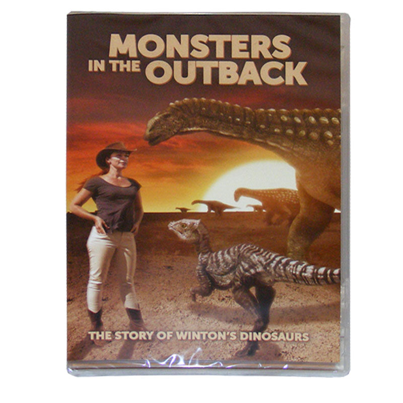 Monsters in the Outback DVD