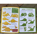 Amazing Book of Dinosaur Activities