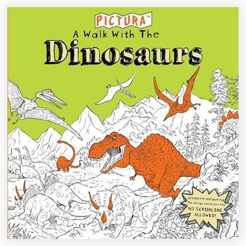 Pictura: A Walk with the Dinosaurs