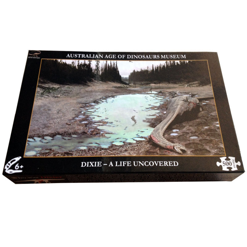 Dixie - A Life Uncovered (500pc)