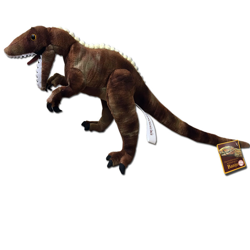 Australovenator (Banjo) plush