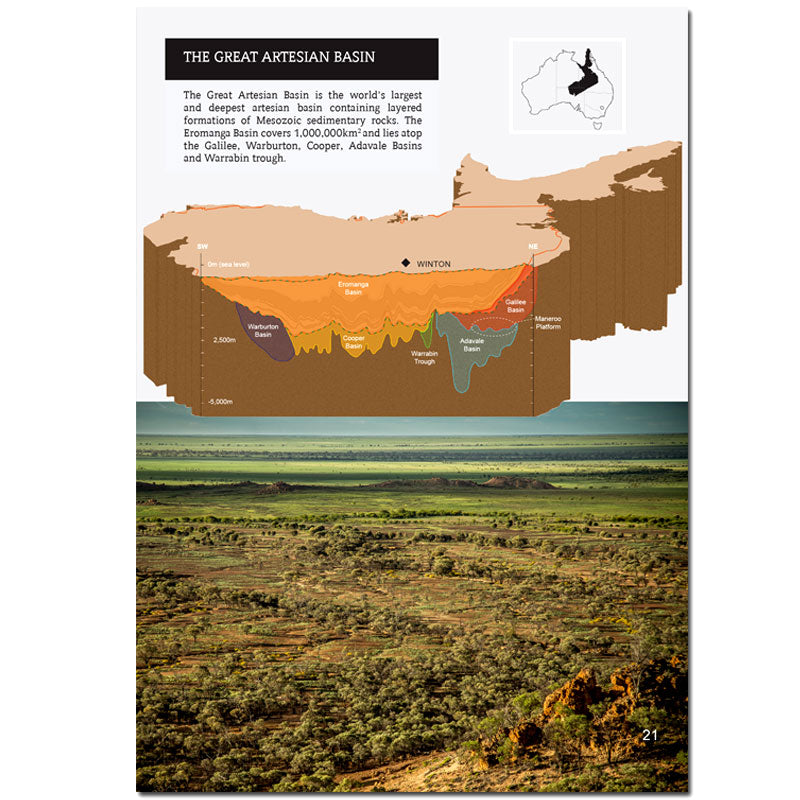 Geology of Outback Queensland