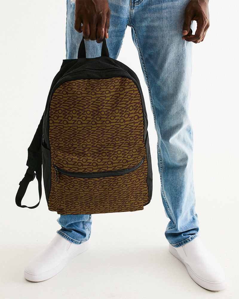 Winton chic small canvas backpack