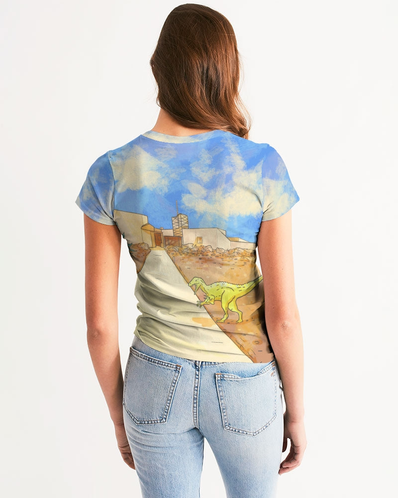 Stylised Winton tee