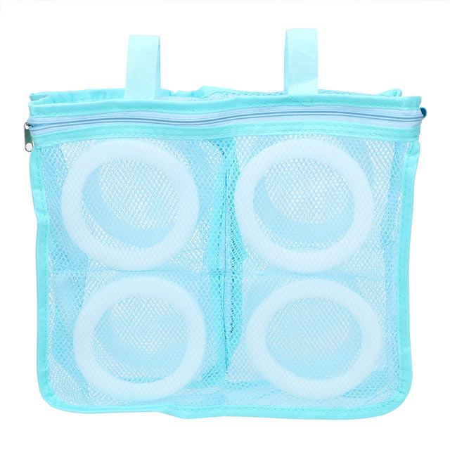 HOOMIN Lazy Shoes Washing Bags Washing Bags for Shoes Underwear Bra Shoes Airing Dry Tool Mesh Laundry Bag Protective Organizer