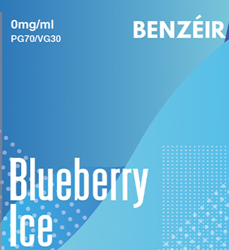 Load image into Gallery viewer, Blueberry Ice E Liquid