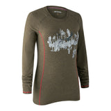 Deerhunter lady hazel t shirt L/S