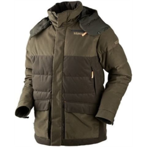 Harkila Expedition Down Jacket plus free hunting socks rrp £28.99
