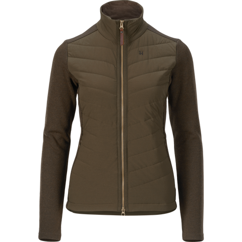 Harkila Retrieve Insulated Lady cardigan plus hunting socks rrp £28.99