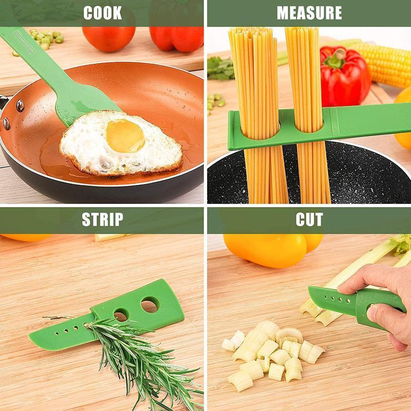 8 in 1 versatile kitchen helper set