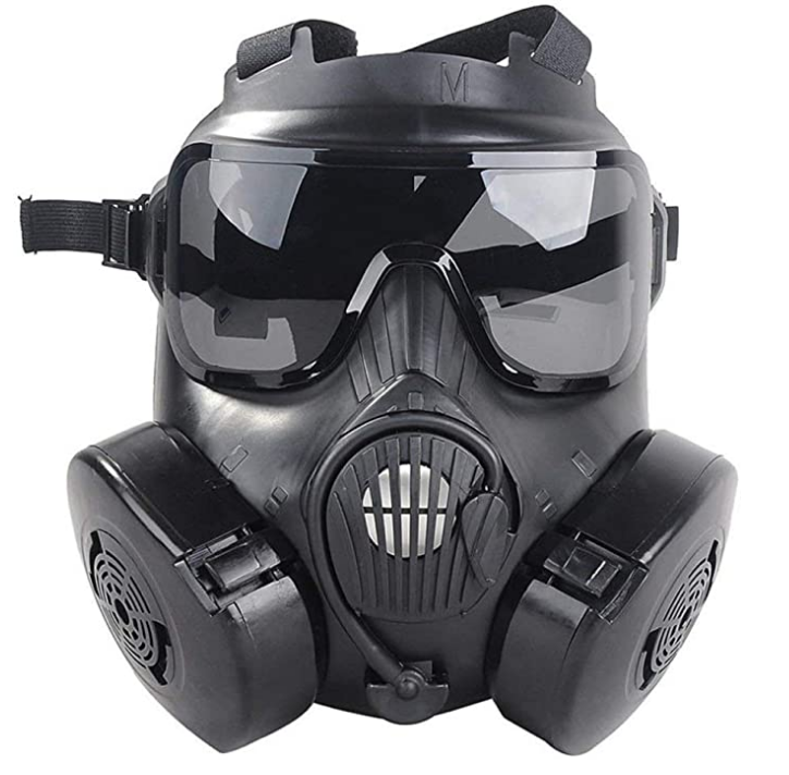 TSenTr CS Masks - Full Face Respirator M50 Gas Mask Protection Medium Masks for Military Enthusiasts