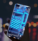 Smart voice control light source LED mobile phone case(Limited Time Special)